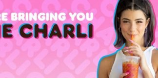 Dunkin' Partners With Charli D'Amelio For The Charli Cold Brew Drink