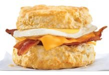 Hardee's Reveals New Bacon, Fried Egg and Cheese Biscuit