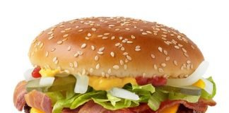 McDonald's Adds The Travis Scott Burger To The Menu