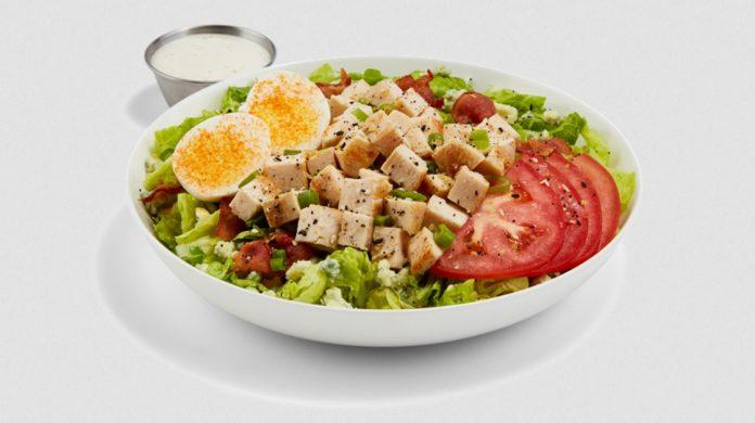 New Buffalo Wedge Salad And New Chopped Cobb Salad Land At Buffalo Wild Wings