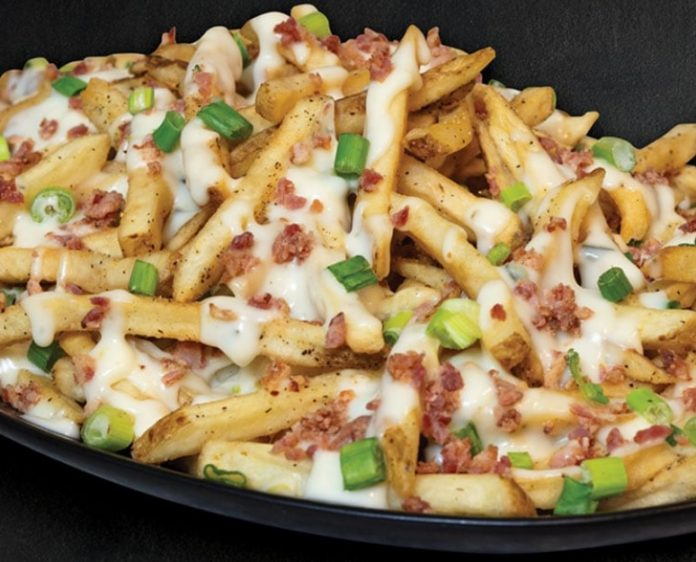 TGI Fridays Launches New Mega Loaded Queso Fries At Select Locations