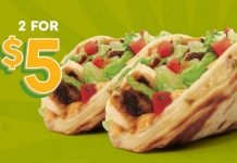 Taco John's Puts Together New 2 For $5 Family Bundles