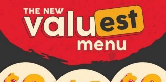 Taco John's Tests New $1, $2, $3 Valuest Menu