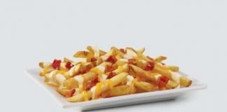 Wendy's Adds New Bacon Pub Fries To The Menu