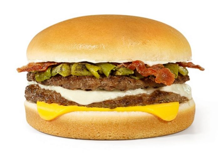 Whataburger Introduces New Hatch Green Chile Bacon Burger