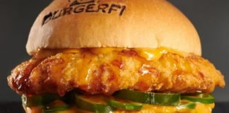 BurgerFi Adds New Spicy Fi'ed Chicken Sandwich To Menu