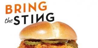 Chester's Chicken Debuts New Honey Stung Fried Chicken Sandwich