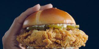 Church's Chicken Debuts New Church's Chicken Sandwich And New Spicy Chicken Sandwich