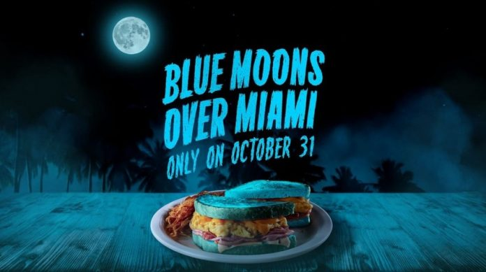 Denny's To Offer New Blue Moons Over My Hammy
