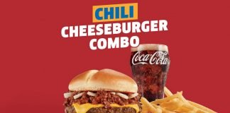 Jack In The Box Releases New Chili Cheeseburger