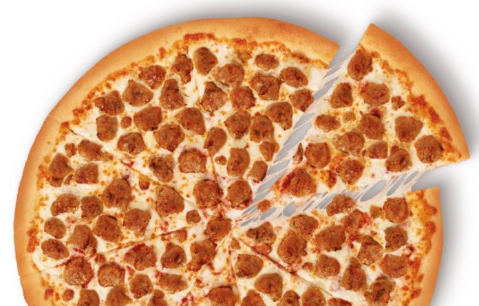 Little Caesars Debuts New Extramostbestest Italian Sausage Pizza