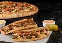 Papa John's Adds New Double Cheeseburger Papadia, Welcomes Back Double Cheeseburger Pizza