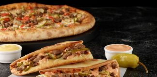 Papa John's Adds New Double Cheeseburger Papadia, Welcomes Back Double Cheeseburger Pizza