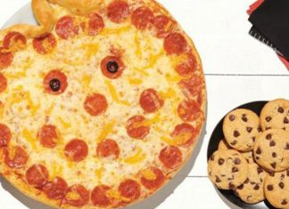 Papa Murphy's Welcomes Back Jack-O-Lantern Pizza For Halloween