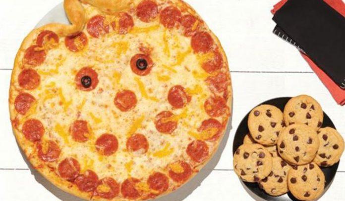 Papa Murphy's Welcomes Back Jack-O-Lantern Pizza For Halloween