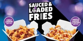 Sauced And Loaded Curly Fries Are Back At Jack In The Box For A Limited Time