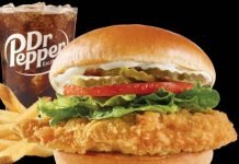 Wendy's Unveils New Classic Chicken Sandwich