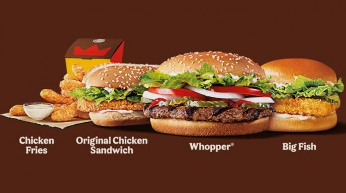 Burger King Introduces New Make It A Meal For $10 Deal