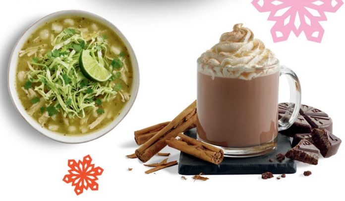 Chicken Pozole Verde And Mexican Hot Chocolate Return To El Pollo Loco For The Holidays