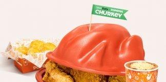 Popeyes Offers New Churkey Special Via Uber Eats