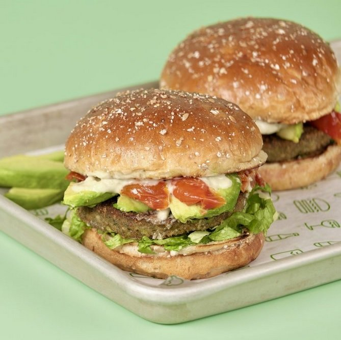 Shake Shack Launches New Veggie Shack At Select Locations