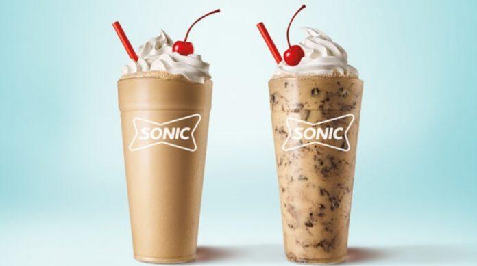 Sonic Releases New Original Espresso Shake And Oreo Espresso Shake