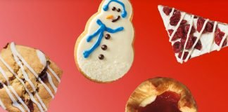 Starbucks Adds New Cranberry Orange Scone And Brings Back Peppermint Mocha As Part Of This Year's Holiday Lineup