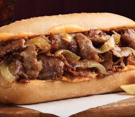 Steak And Cheese Is Back At Roy Rogers