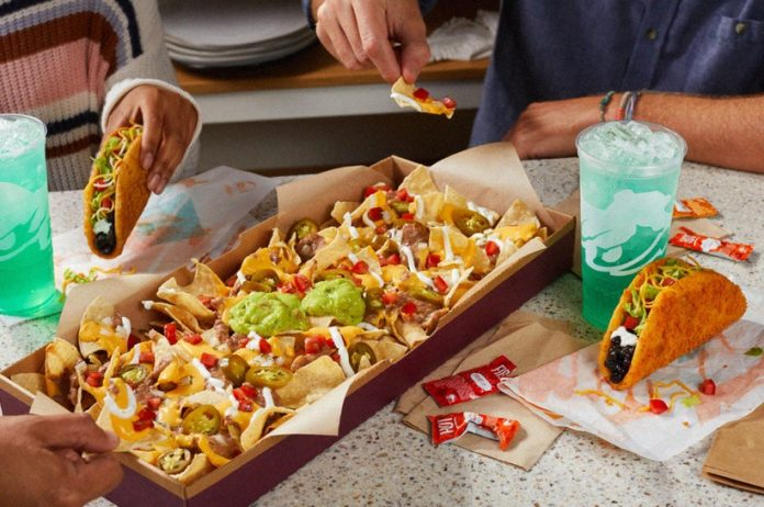 Taco Bell Introduces New Black Bean Chalupa And New Veggie Nachos Party Pack