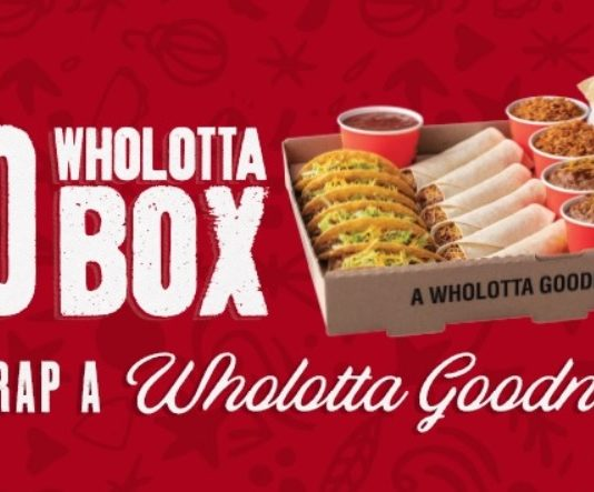 Taco Bueno Offers $10 Wholotta Box Plus 12 For $12 Tamales Deal