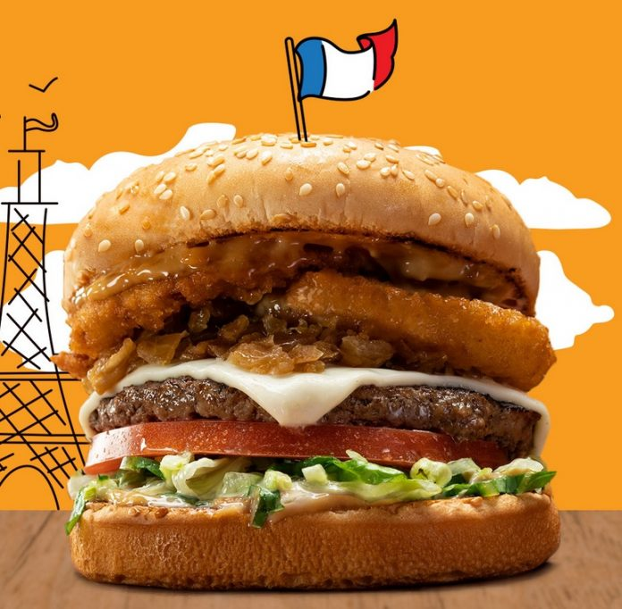 The French Onion Charburger Returns To The Habit For A Limited Time