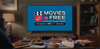 Domino's Is Giving Free 30-Day Epix Now Access With Any Online Order