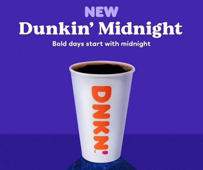 Dunkin' Adds New Dunkin' Midnight And Explorer Batch To Coffee Menu