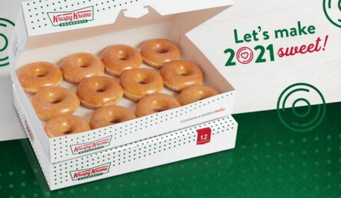 Krispy Kreme Offers Two Original Glazed Dozens For $12 As Part Of Four Days Of Glaze Promotion