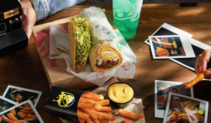 Nacho Fries And Bacon Club Chalupa Coming Back To Taco Bell