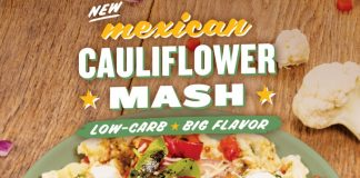 New Mexican Cauliflower Mash And New Cauli-Mash Low-Carb Chicken Bowl Coming To Qdoba Locations Nationwide
