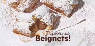 Popeyes Releases New Chocolate Beignets Nationwide