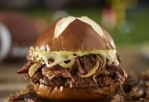 Smashburger Reveals New Pulled Pork Tailgater Burger