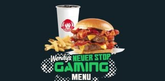 Wendy's And Uber Eats Offer New FLIGHT Meal And Myth Meal As Part Of New Never Stop Gaming Menu