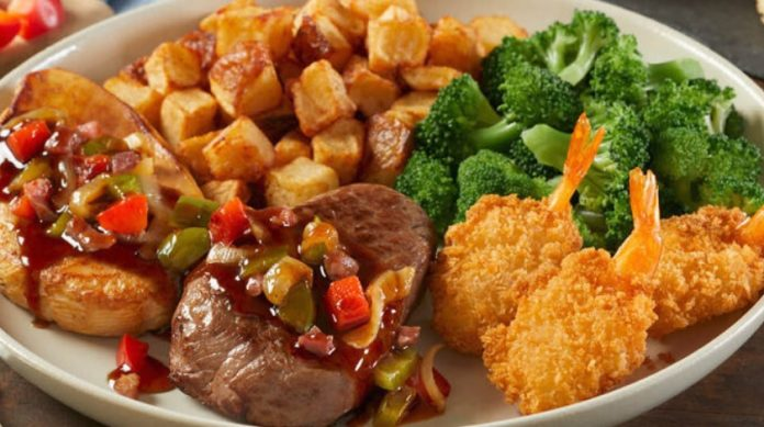 Bob Evans Serves Up New Wildfire Bacon Trio And New Seafood Platter