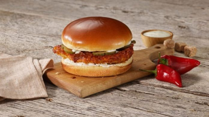 Boston Market Debuts New Nashville Hot Crispy Chicken Sandwich