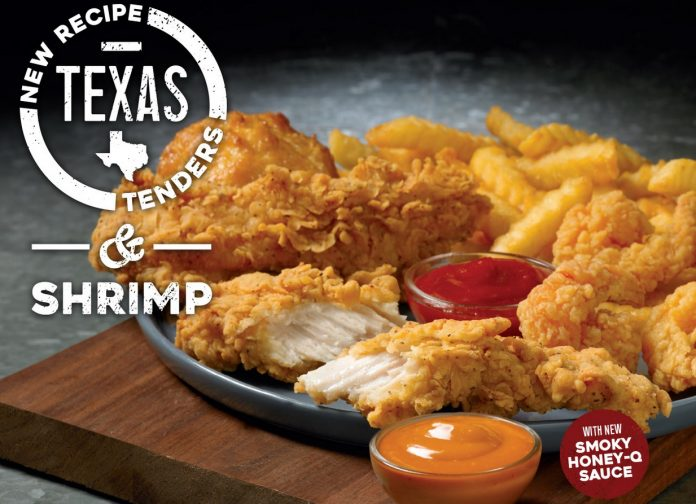 Church's Chicken Debuts New Texas Tenders With New Smoky Honey-Q Sauce