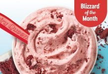 Dairy Queens Adds New Mint Chip Shake, Welcomes Back Red Velvet Cake Blizzard