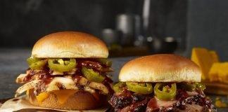 Dickey's Unveils New Spicy Chicken Sandwich And Spicy Brisket Sandwich As Part Of 80th Birthday Celebration