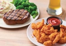 Dozen Double Crunch Shrimp For $1 With Any Steak Entrée Deal Returns To Applebee's