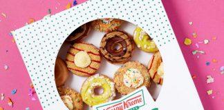 Krispy Kreme Launches New Dessert Minis Collection