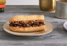 McAlister's Deli Debuts New Steak And Mushrooms Sandwich And New Chicken Noodle Soup