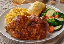New Nashville Hot Rotisserie Chicken Arrives At Boston Market