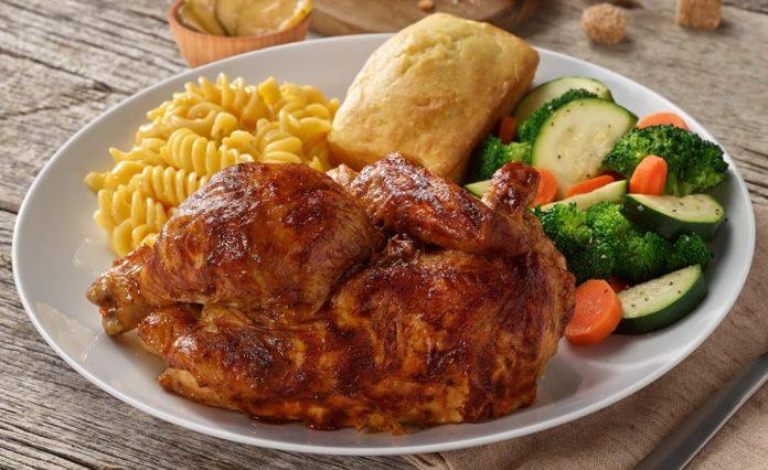 New Nashville Hot Rotisserie Chicken Arrives At Boston Market