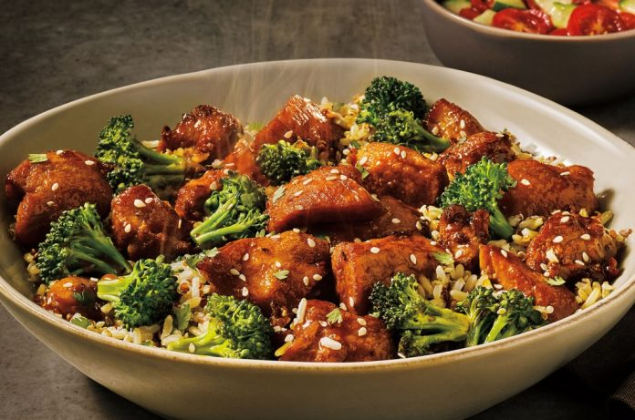 Panera Debuts New Flatbread Family Feast Value Meals And New Teriyaki Chicken & Broccoli Bowl
